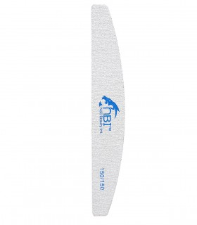 سوهان ناخن کاغذی nbi مدل دوطرفه 150/150