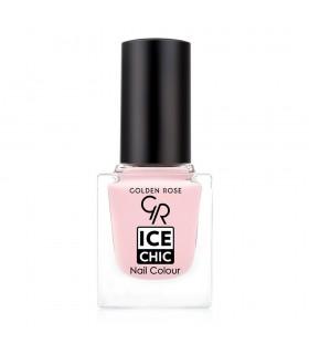 لاک ناخن گلدن رز مدل Ice Chic شماره 06