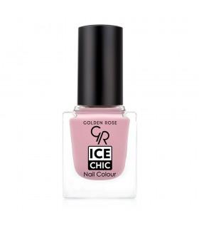 لاک ناخن گلدن رز مدل Ice Chic شماره 09