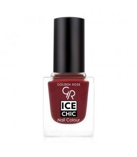 لاک ناخن گلدن رز مدل Ice Chic شماره 22