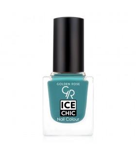 لاک ناخن گلدن رز مدل Ice Chic شماره 73