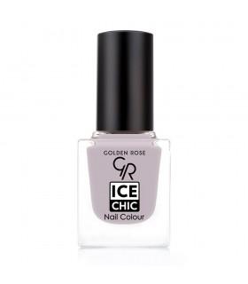 لاک ناخن گلدن رز مدل Ice Chic شماره 98