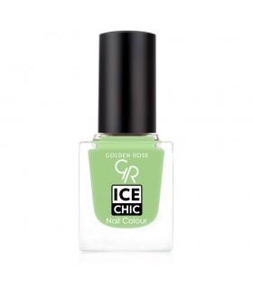 لاک ناخن گلدن رز مدل Ice Chic شماره 123