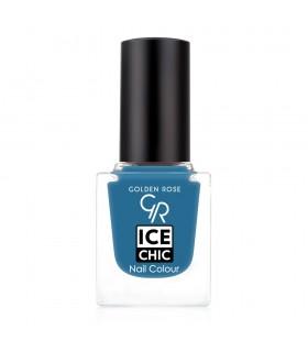 لاک ناخن گلدن رز مدل Ice Chic شماره 125