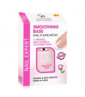 لاک تقویت کننده ناخن گلدن رز مدل Nail Expert Smoothing Base Nail Foundation