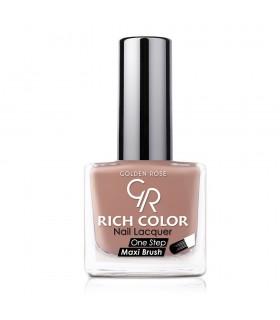 لاک ناخن گلدن رز مدل Rich Color شماره 10