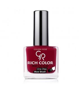 لاک ناخن گلدن رز مدل Rich Color شماره 21