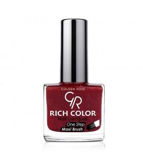 لاک ناخن گلدن رز مدل Rich Color شماره 45