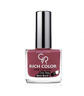 لاک ناخن گلدن رز مدل Rich Color شماره 57