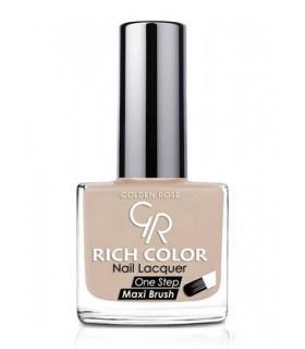 لاک ناخن گلدن رز مدل Rich Color شماره 83
