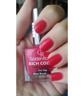 لاک ناخن گلدن رز مدل Rich Color شماره 13 نزدیک