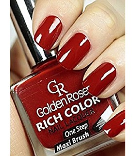 لاک ناخن گلدن رز مدل Rich Color شماره 24 نزدیک