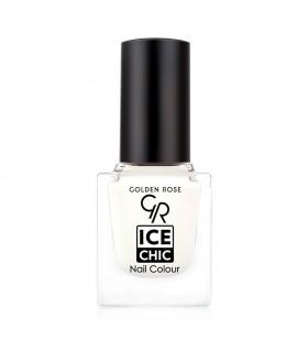 لاک ناخن گلدن رز مدل Ice Chic شماره 04