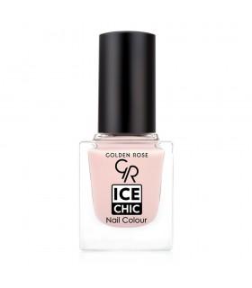لاک ناخن گلدن رز مدل Ice Chic شماره 07