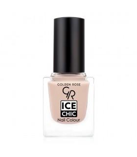 لاک ناخن گلدن رز مدل Ice Chic شماره 08