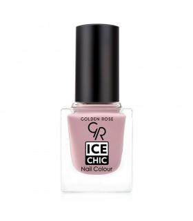 لاک ناخن گلدن رز مدل Ice Chic شماره 11