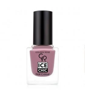 لاک ناخن گلدن رز مدل Ice Chic شماره 12