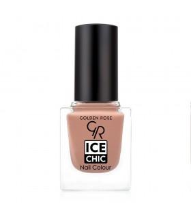 لاک ناخن گلدن رز مدل Ice Chic شماره 14