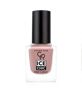 لاک ناخن گلدن رز مدل Ice Chic شماره 15
