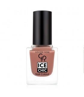 لاک ناخن گلدن رز مدل Ice Chic شماره 19