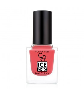لاک ناخن گلدن رز مدل Ice Chic شماره 24