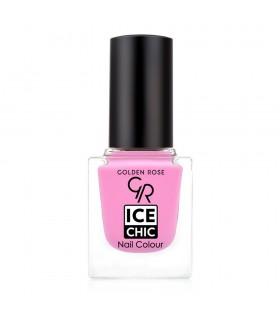لاک ناخن گلدن رز مدل Ice Chic شماره 28