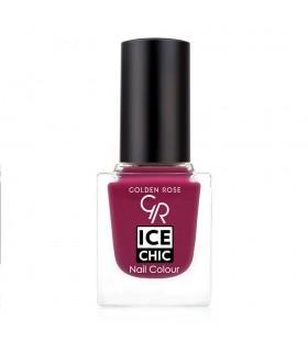 لاک ناخن گلدن رز مدل Ice Chic شماره 35