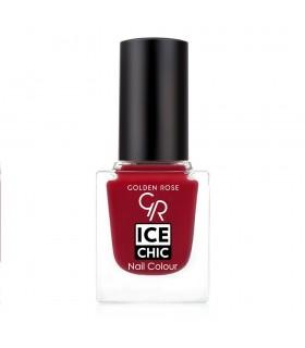 لاک ناخن گلدن رز مدل Ice Chic شماره 38