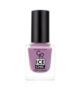 لاک ناخن گلدن رز مدل Ice Chic شماره 56