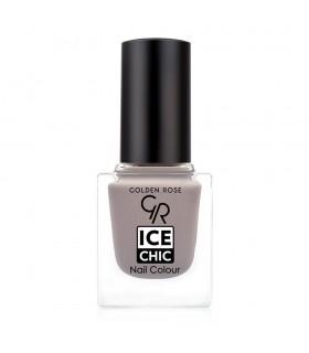 لاک ناخن گلدن رز مدل Ice Chic شماره 58