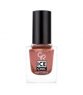 لاک ناخن گلدن رز مدل Ice Chic شماره 62