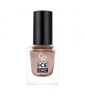 لاک ناخن گلدن رز مدل Ice Chic شماره 63