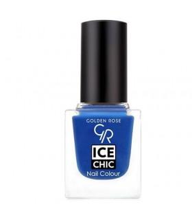 لاک ناخن گلدن رز مدل Ice Chic شماره 77