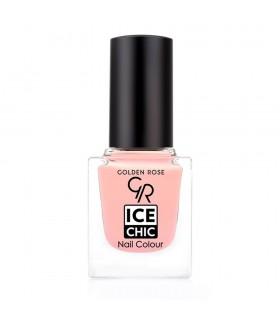 لاک ناخن گلدن رز مدل Ice Chic شماره 89
