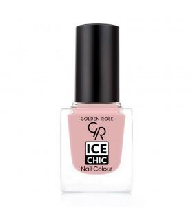 لاک ناخن گلدن رز مدل Ice Chic شماره 99