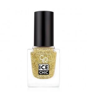 لاک ناخن گلدن رز مدل Ice Chic شماره 102
