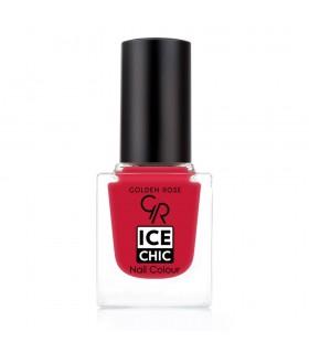 لاک ناخن گلدن رز مدل Ice Chic شماره 114