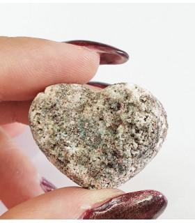 کوکتل مانیکور قلبی ذغالی با دست