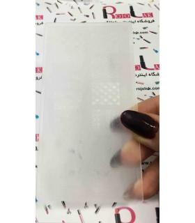 شابلون پلاستیکی ناخن شماره KD009