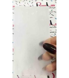 شابلون پلاستیکی ناخن شماره KD035 با دست