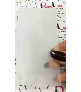 شابلون پلاستیکی ناخن شماره KD036 با دست