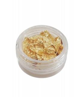 فویل طراحی ناخن طلایی نازک