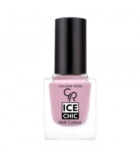 لاک ناخن گلدن رز مدل Ice Chic شماره 10