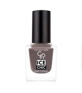 لاک ناخن گلدن رز مدل Ice Chic شماره 16