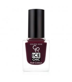 لاک ناخن گلدن رز مدل Ice Chic شماره 43