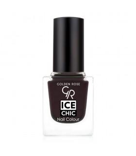 لاک ناخن گلدن رز مدل Ice Chic شماره 49