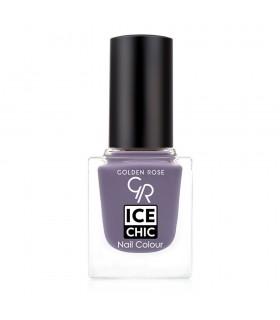 لاک ناخن گلدن رز مدل Ice Chic شماره 57