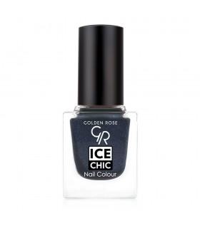 لاک ناخن گلدن رز مدل Ice Chic شماره 60