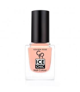 لاک ناخن گلدن رز مدل Ice Chic شماره 86