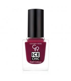 لاک ناخن گلدن رز مدل Ice Chic شماره 41